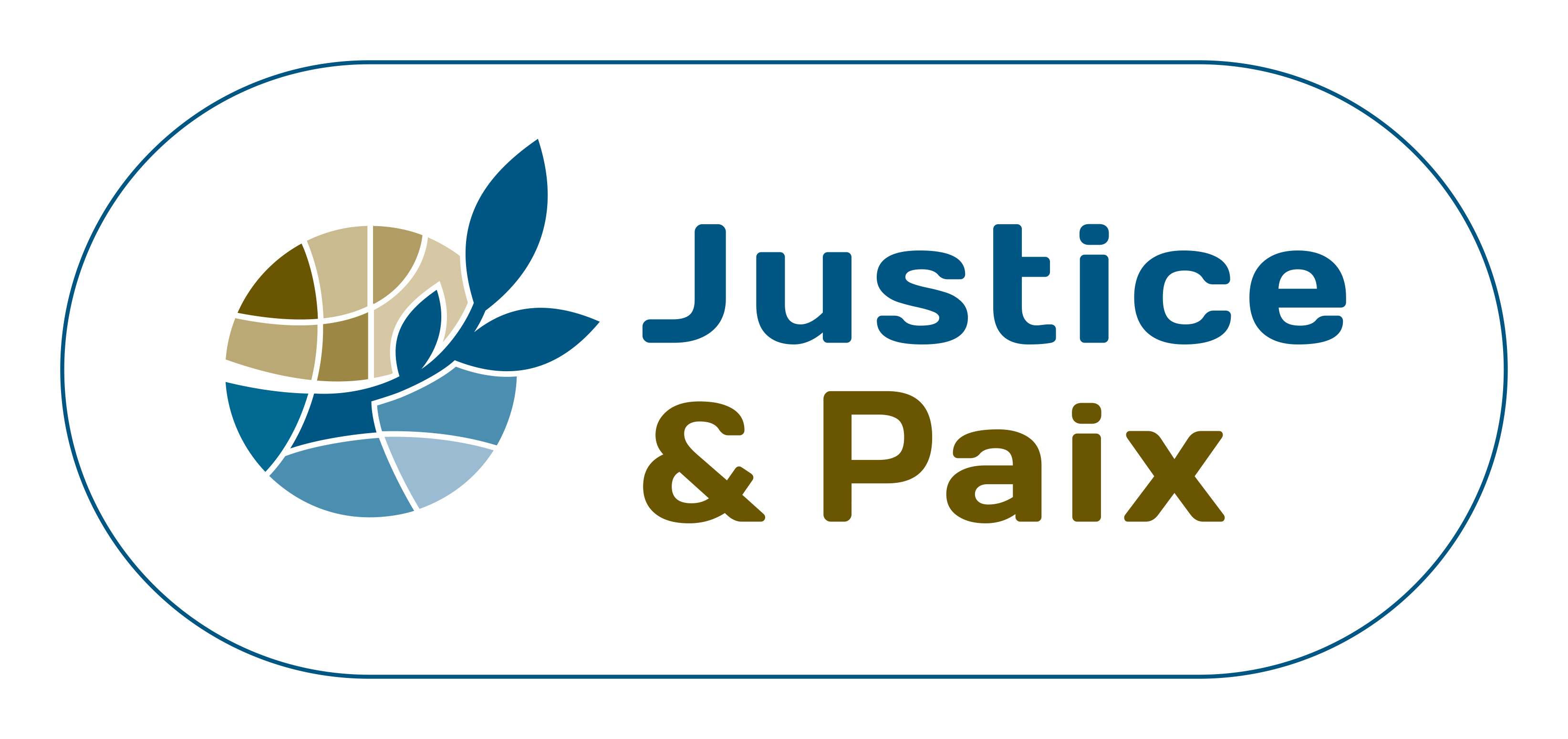 Logo Commission Justice & Paix