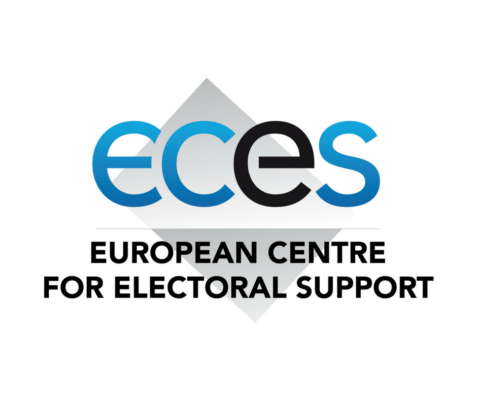 Logo European Centre for Electoral Support