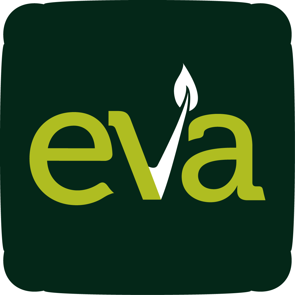 Logo Ethisch Vegetarisch Alternatief (EVA)