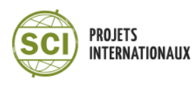 Logo SCI PROJETS INTERNATIONAUX